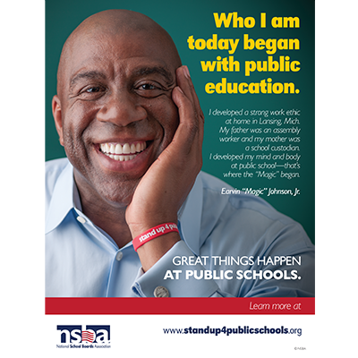 Stand Up 4 Public Schools Campaign